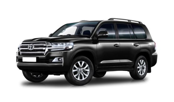 Антикоррозийная обработка Toyota Land Cruiser 200